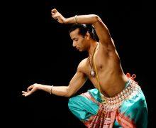 Rahul Acharya in Dance India! Photo by Narendra Dangiya