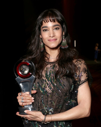 Sofia Boutella, photo by Todd Williamson/Getty Images for CinemaCon
