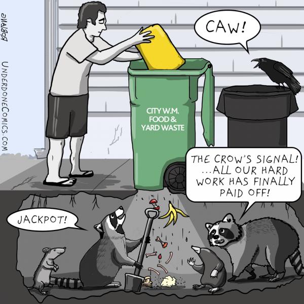 UNDERDONE Waste Management
