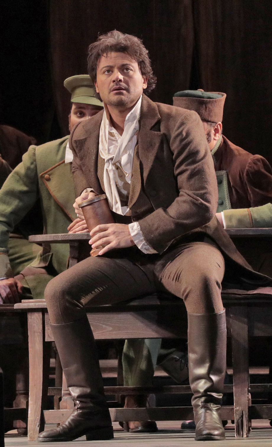 Vittorio Grigolo. Photo Ken Howard-LA Opera