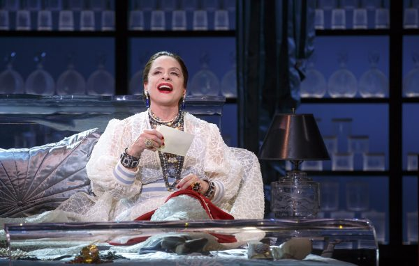 Patti LuPone in War Paint Credit: Joan Marcus