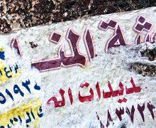 Syrian Wall #2L / R. Daniel Foster