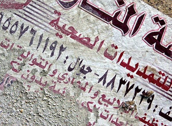 Syrian Wall #5L