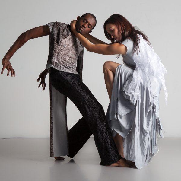 BrockusRED at L.A. Dance Festival Photo by Denise Leitner