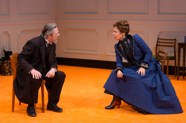 Chris Cooper and Laurie Metcalf in A Doll's House, Part 2. Credit: Brigitte Lacombe