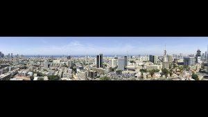 Tel Aviv. Copyright Rick Meghiddo. All Rights Reserved.