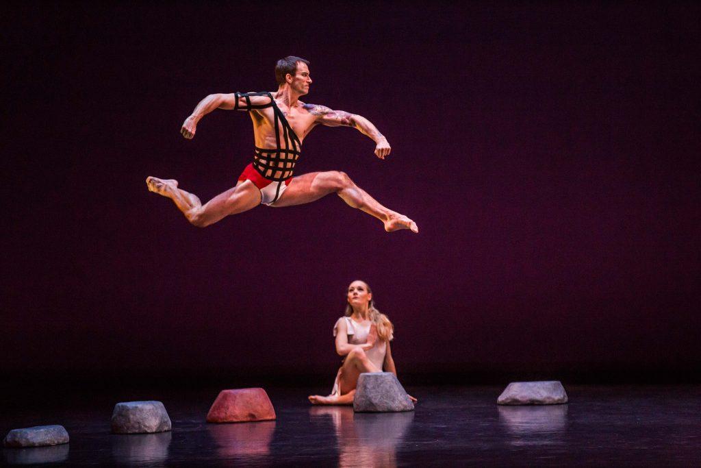 Martha Graham Dance Company Photo by Brigid Pierce
