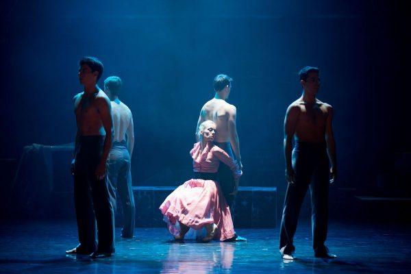 Scottish Ballet's Streetcar Named Desire Photo courtesy of Scottish Ballet