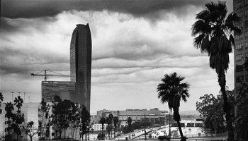 A Rainy Day in LA,20016EribertoOriol