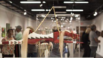 Evans Flammond Sr. Red Cloud Indian School. Heritage Center. Valerie Pronio Stelluto MD.