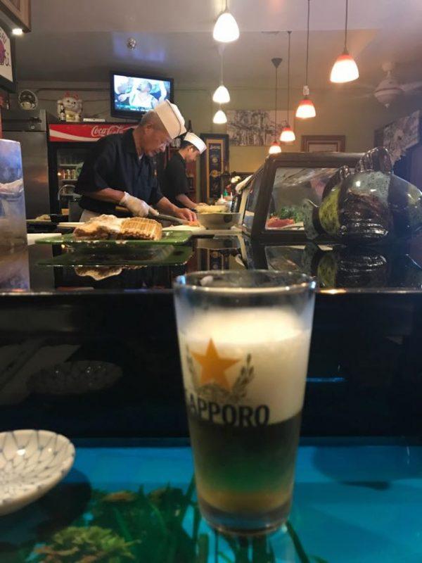 Sushi At Senfuku