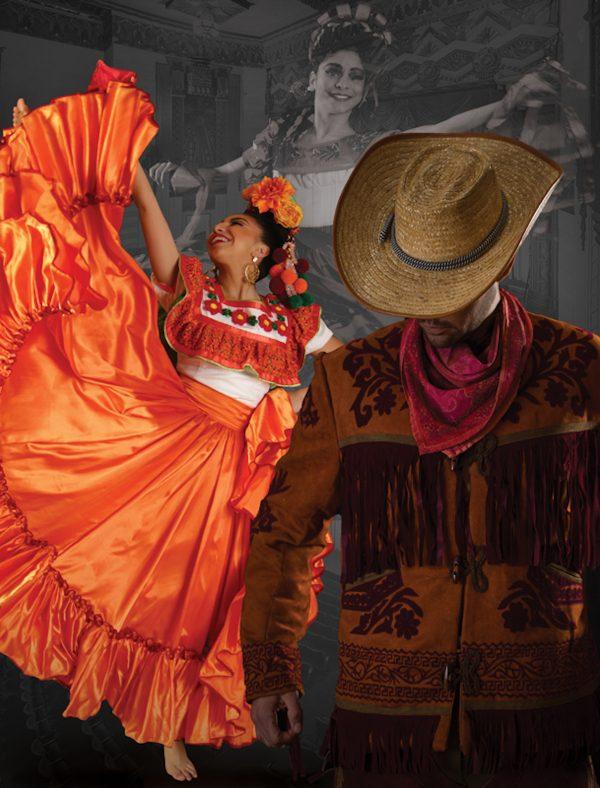 Grandeza Mexicana Folk Company, Photo courtesy of GMFC