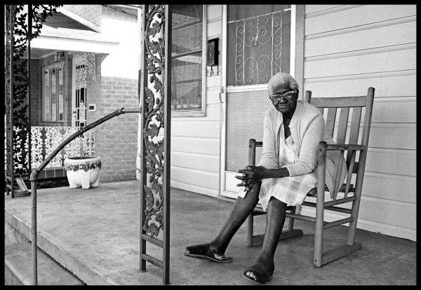 Porch, New Orleans (c) Elisa Leonelli 1976