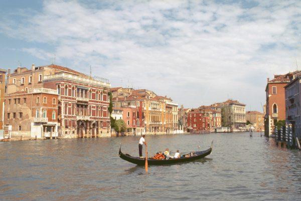 Gran Canal. Venezia (c) Elisa Leonelli 1979