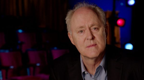 Actor John Lithgow reading from four-time Pulitzer winner Robert Frost.