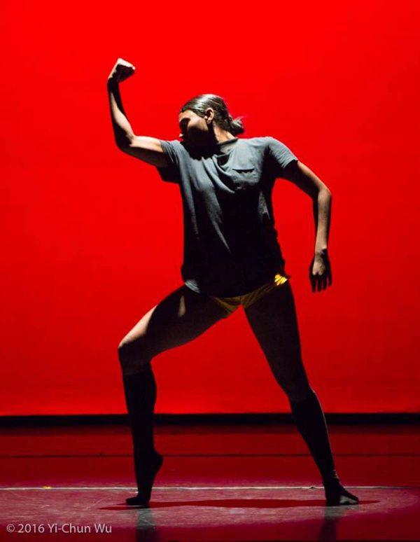 Grand Performances' Micaela Taylor. Photo by Yi-Chun Wu