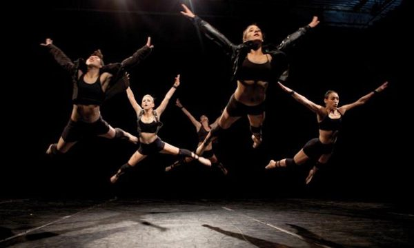 West Hollywood Dance Festival's MULTIPLEX Dance. Photo courtesy of MD.