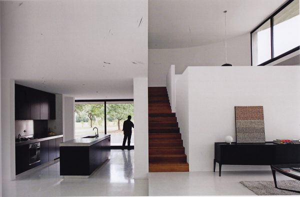 View House: interior volumetric articulation