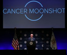 Joe Biden's Dream of Eradicating Cancer