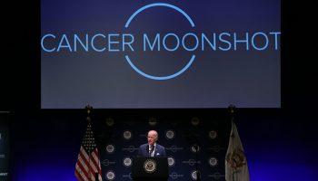 Joe Biden's Dream of Eradicating Cancer