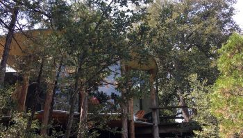 Pearlman Cabin, Idyllwild - Architect: John Lautner