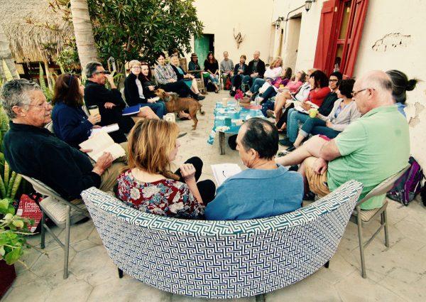 Casa Dracula, creative writing, writing workshop, writing seminars, Todos Santos Writers Workshop