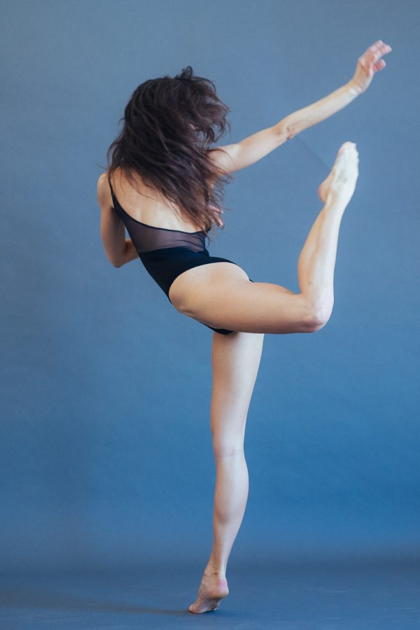 "Lavinia Findikoglu in ""Daedalus' Daughter"" Photo by Marc Gabor"