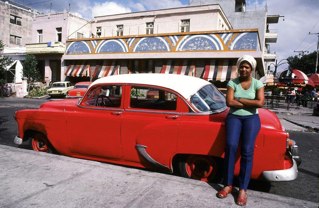 Havana, Cuba (c) Elisa Leonelli 1984
