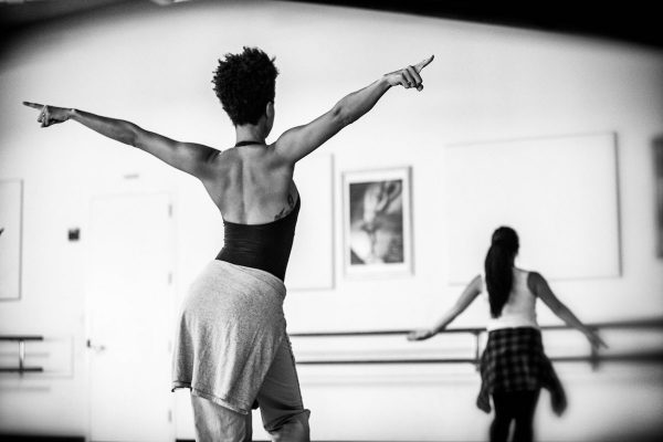 Downtown Dance & Movement's Kai Hazelwood. Photo courtesy of DD&M. artist