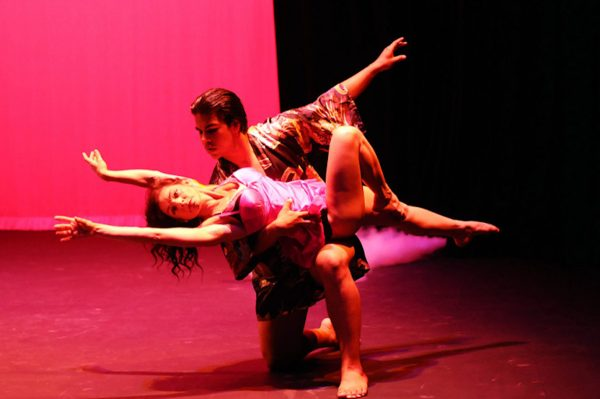 San Pedro Arts Festival's Maha and Company. Photo courtesy of the artists.