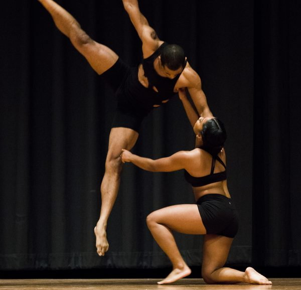 San Pedro Arts Festival's PGK Dance Project. Photo by Jim Carmody.