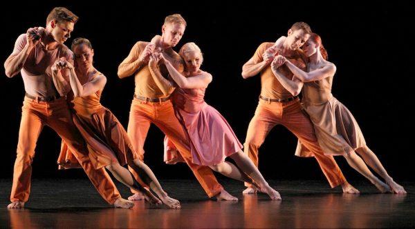 Paul Taylor Dance Company at Laguna Dance Festival. Photo by Paul B Goode