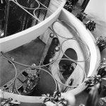 Annunciation Greek Orthodox Church, Wauwatosa, WI, 1961. Photo: R&R Meghiddo.