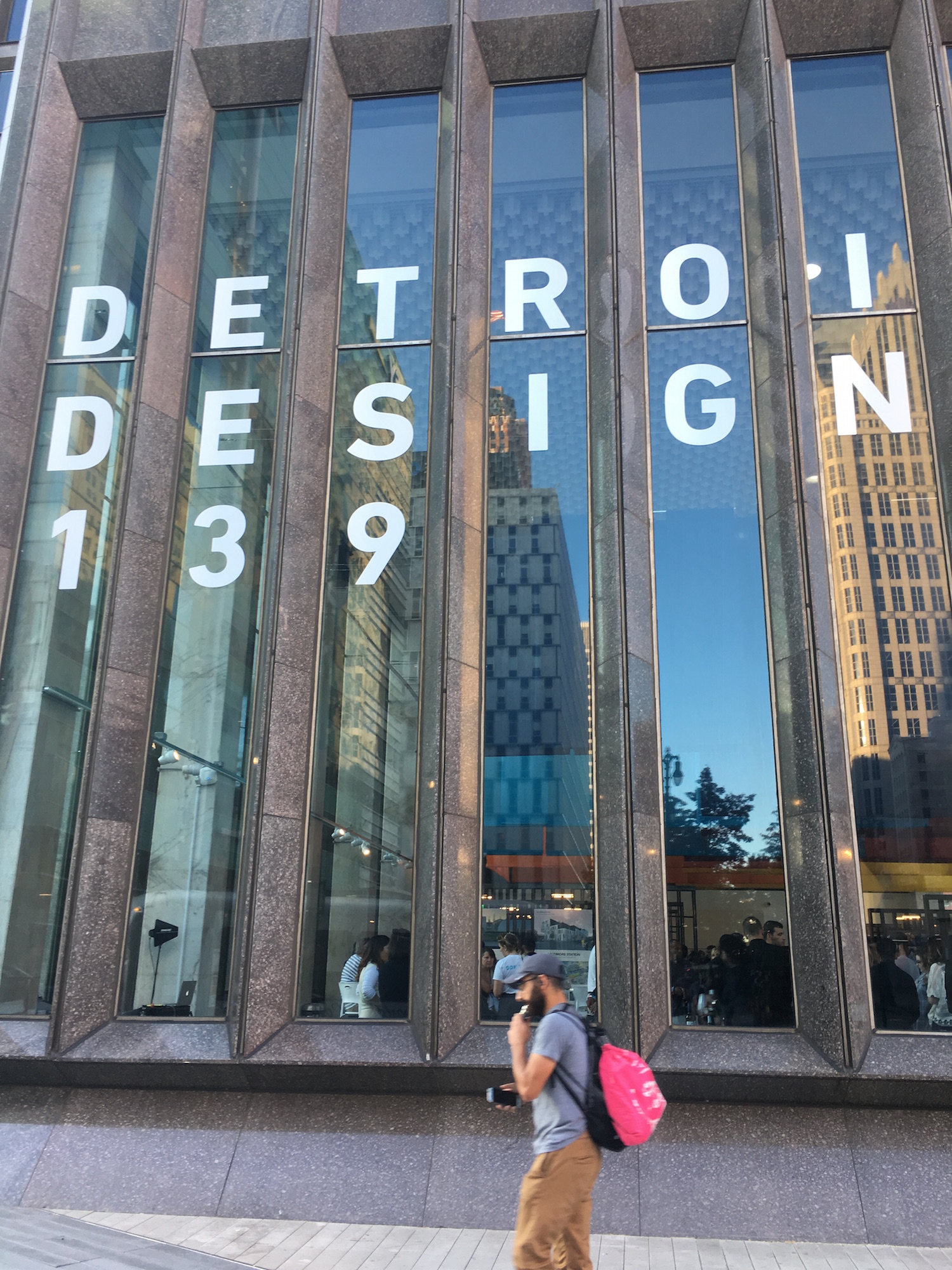 Detroit Design Festival.