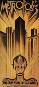 Metropolis Poster (1927)