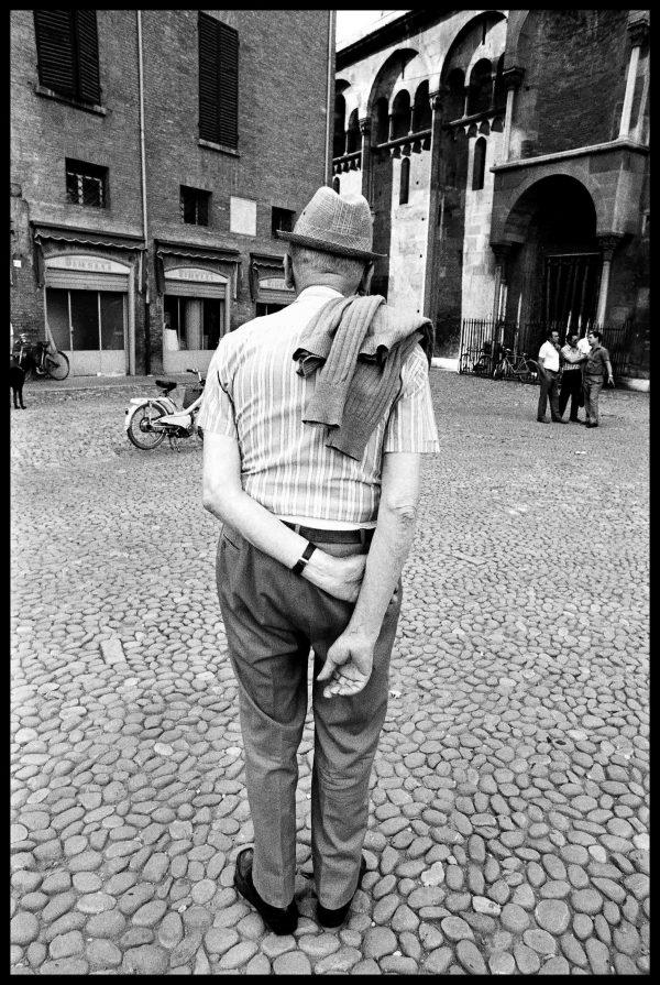 Senior. Modena, Italy. June 1976