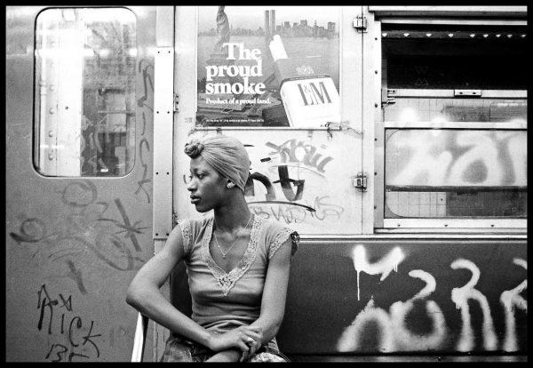 Subway. New York, June 1976