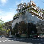 Lucio Passarelli's Multi-Functional Building, Rome, 1965.