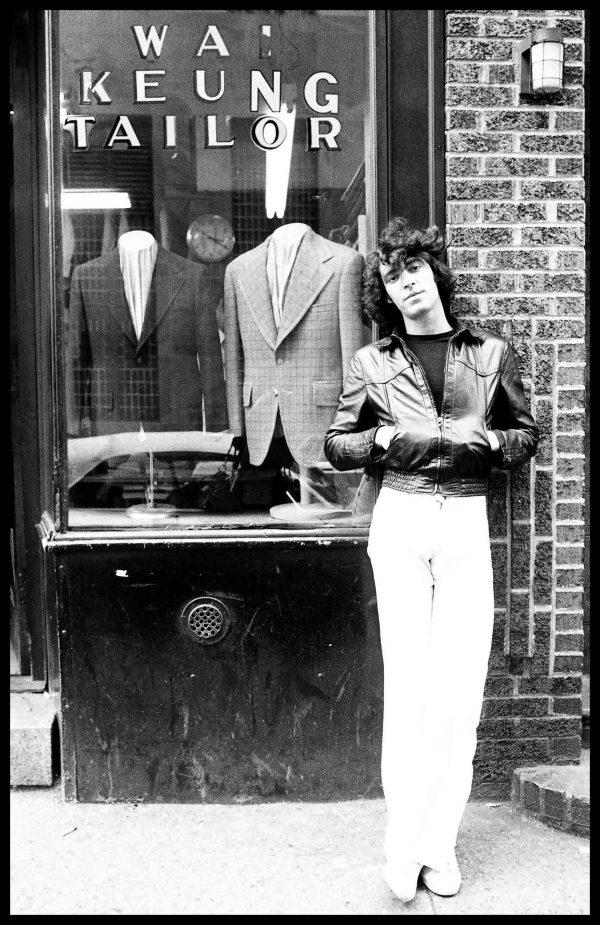 Stuart. New York. June 11-15, 1976