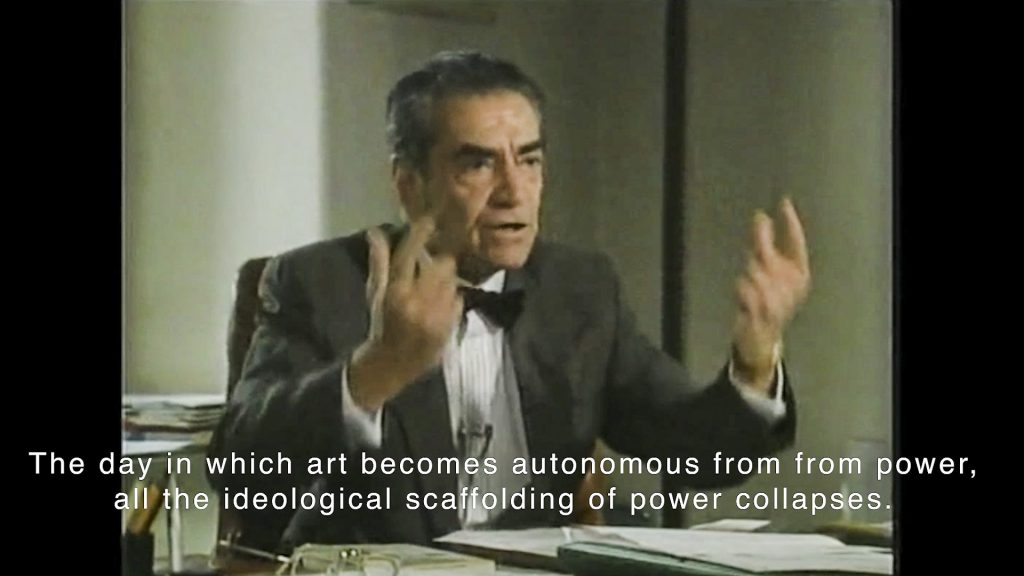 Prof. Bruno Zevi on Benedetto Croce