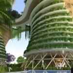 Vincent Callebaut's  Hyperions Eco-Neighborhood