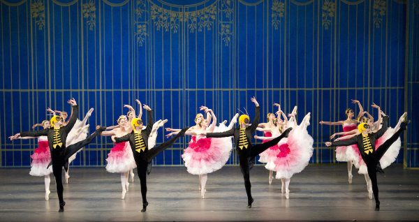 American Ballet Theater's Nutcracker. Photo by Gene Schiavone.