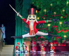 Inland Pacific Ballet.  Photo by E. Y Yanagi..