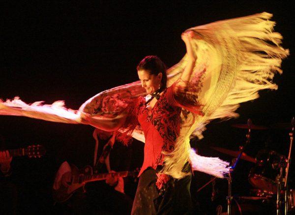 "Maria Bermudez' ""Sonidos Gitanos (Gypsy Sounds)"". Photo courtesy of the artist."