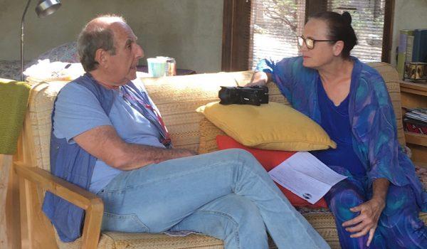 Nancy Pearlman interviewing Rick Meghiddo