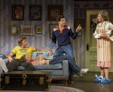Michael Urie in Torch Song.
