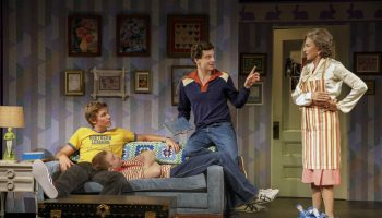 Michael Urie in Torch Song. Credit: Joan Marcus