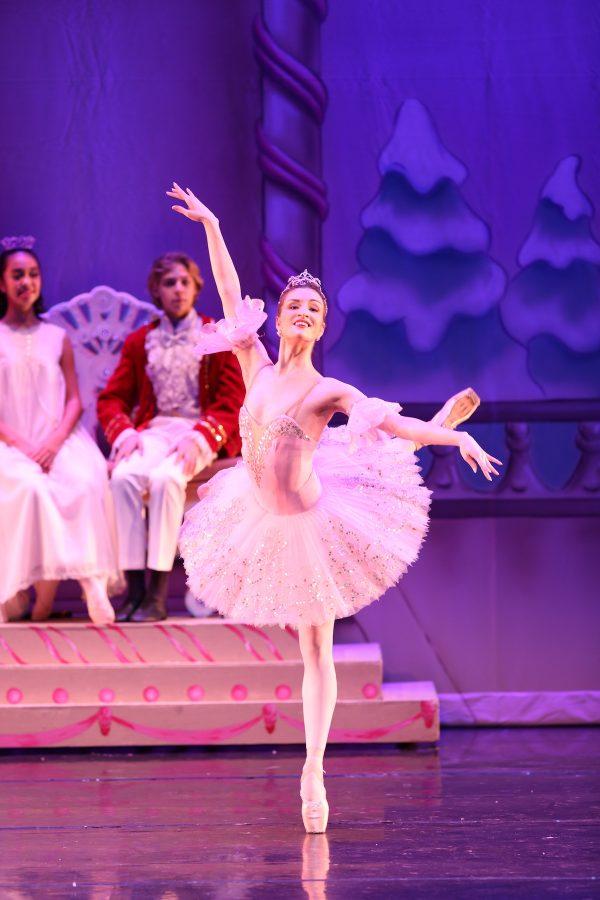 Westside Ballet's guest Joy Womack. Photo courtesy of Westside Ballet.