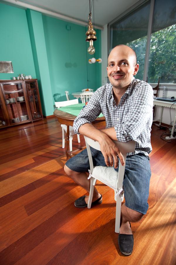 Chef Xabi Bonilla