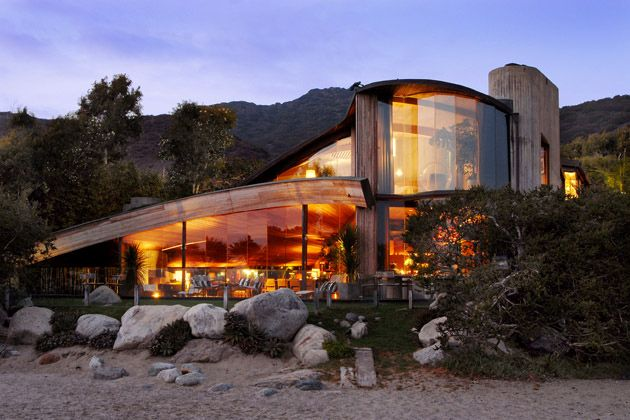 Segel Residence, Malibu.